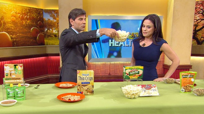 VIDEO: Women's Health lists the healthiest 125 packaged-food alternatives.