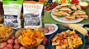 PHOTO Different summer food items