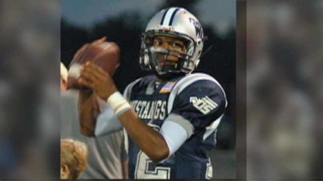 VIDEO: Star High School Quarterback Dies During Game