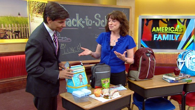 VIDEO: Good Housekeeping's Carolyn Forte reveals the must-have school items.