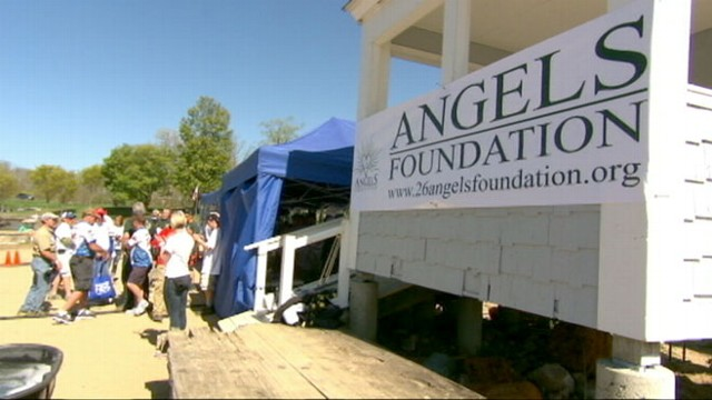 VIDEO: 26 Angels Foundation to Help Newtown Community
