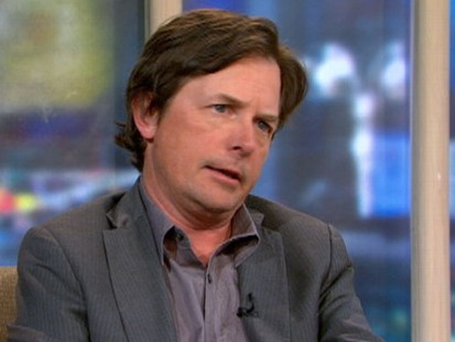 "VIDEO: Michael J. Fox talks about ""A Funny Thing Happened on the Way to the Future."""