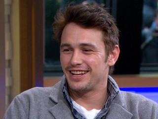 Watch: James Franco on Having Grandma on Set of 'Oz'