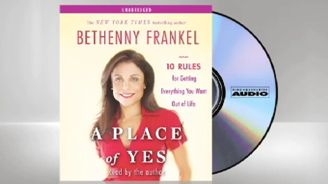 VIDEO: Book Excerpt: Reality-TV star shares rules for getting what you want out of life