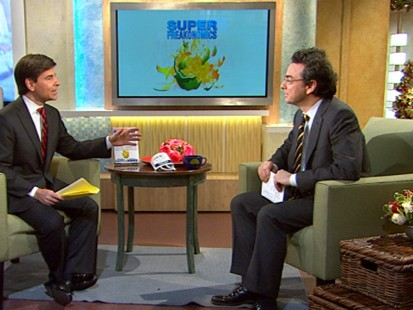 VIDEO: Author Stephen Dubner offers tips on choosing a hospital and a doctor.