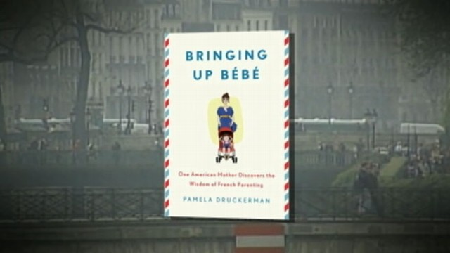 "VIDEO: New book ""Brining Up Bebe"" scolds Americans for spoiling their kids."