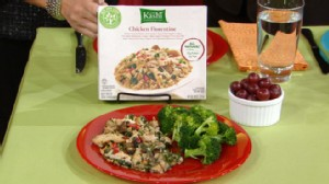 VIDEO: Consumer Reports Mandy Walker reveals which meals got top marks.