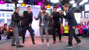 VIDEO: Backstreet Boys Perform on GMA