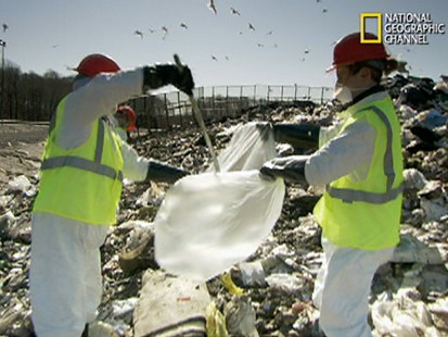 VIDEO: Upcycling: CEO Turns Trash Into Cash
