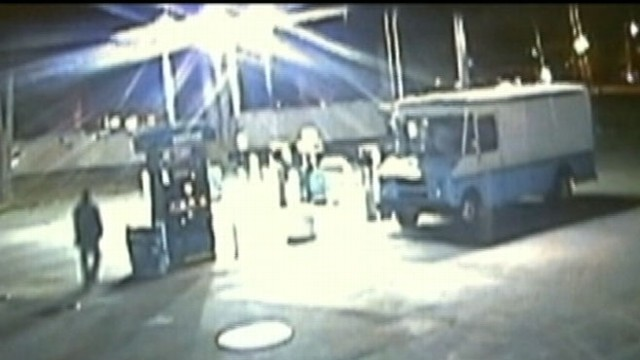 VIDEO: More than 1,000 gallons of gasoline were stolen from a Sacramento-area gas station.