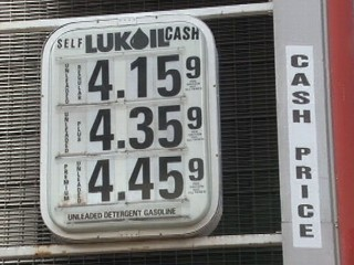 Watch: Gas Prices Expected to Plunge After Reaching Record Highs