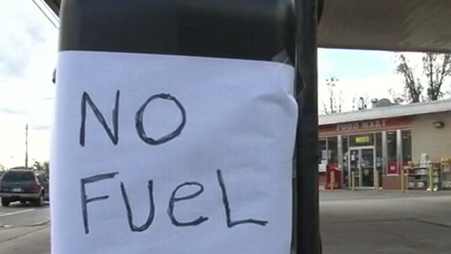 VIDEO: The gas crisis is escalating as widespread rationing is being expanded.