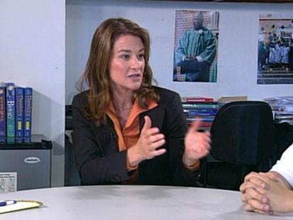 Melinda Gates Mission to Improve Education