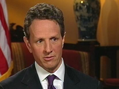 VIDEO: Treasury Secretary Tim Geithner emphasizes the need to curb risky behavior.