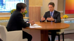 VIDEO: Tim Geithner