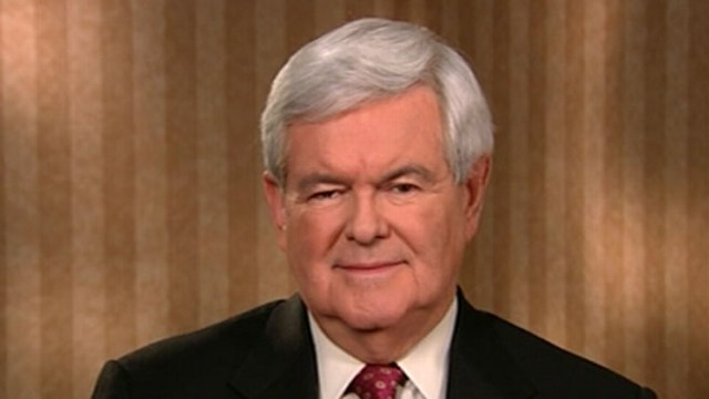 VIDEO: George Stephanopoulos talks to Gingrich on his South Carolina primary comeback.