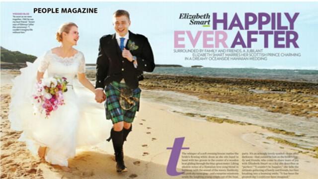 Elizabeth Smart Wedding In Hawaii Exclusive Details Video