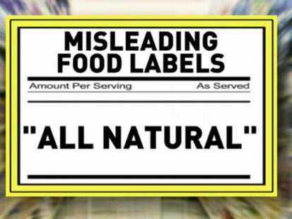 VIDEO: FDA Cracks Down on Lying on Food Labels