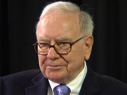 VIDEO: Warren Buffett offers his perspective on the Goldman Sachs scandal.
