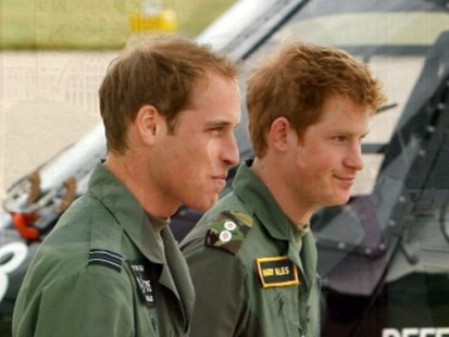 VIDEO: Prince Williams Bachelor Party
