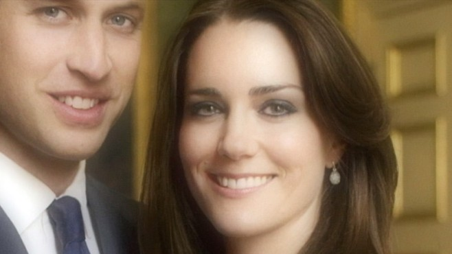 VIDEO: Rehearsals for Prince William and Kate Middleton's royal wedding underway.