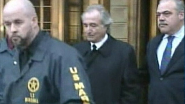 VIDEO: Madoff sends emails, with some outrageous claims, to Fox Business reporter.