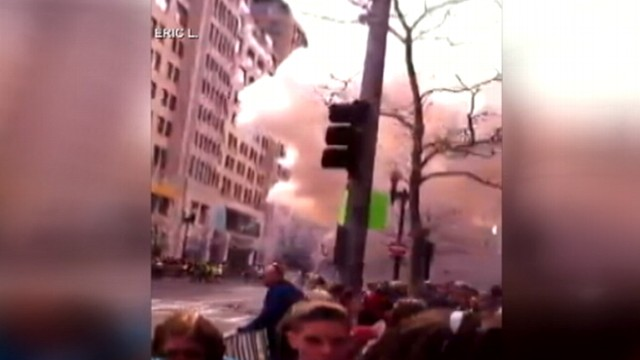 VIDEO: News of Boston Marathon Bombings Spread Through Social Media