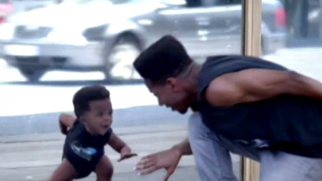 VIDEO: Dancing babies take center stage in bottled-water companys new hit advertisement.
