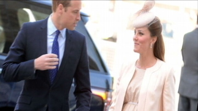 VIDEO: Kate Middleton Baby: a Trendsetter Through Last Days of Pregnancy