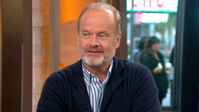 "VIDEO: ""Frasier"" and ""Cheers"" stars new show has already been ordered for 2nd season."