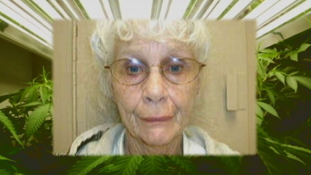 VIDEO: Darlene Mayes, 73, ran a drug ring spanning four states.