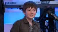 VIDEO: Ellen DeGeneres signed the young Internet sensation to her record label.