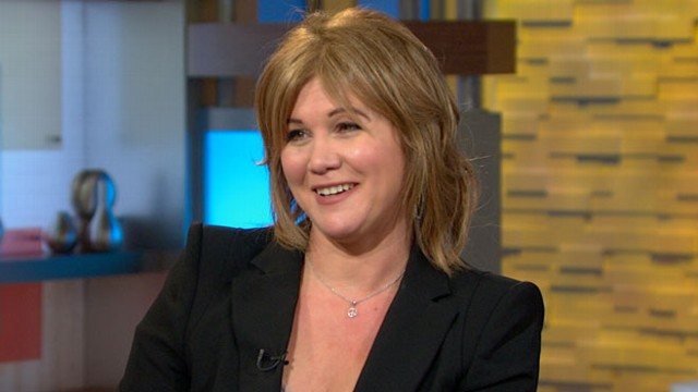 "VIDEO: Actress Tracey Gold talks about her new Lifetime show, ""Starving Secrets."""