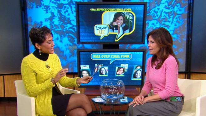 "VIDEO: Liz Pryor answers your questions on the ""GMA"" set"