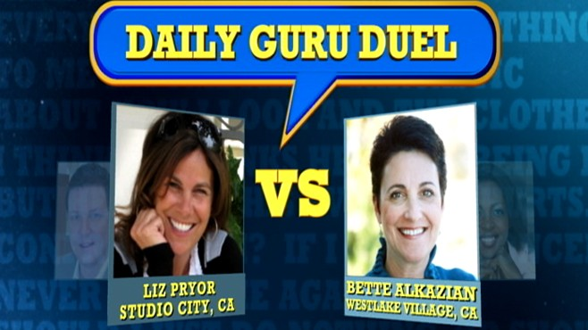 VIDEO: Liz Pryor and Bette Alkazian hope to help you out with their helpful tips.