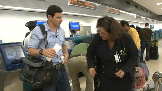 VIDEO: Matt Gutman discovers extra fees can cost more than airline ticket itself.