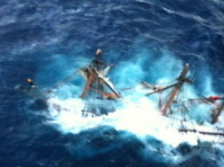 Watch: Hurricane Sandy Rescue: HMS Bounty Survivors Speak