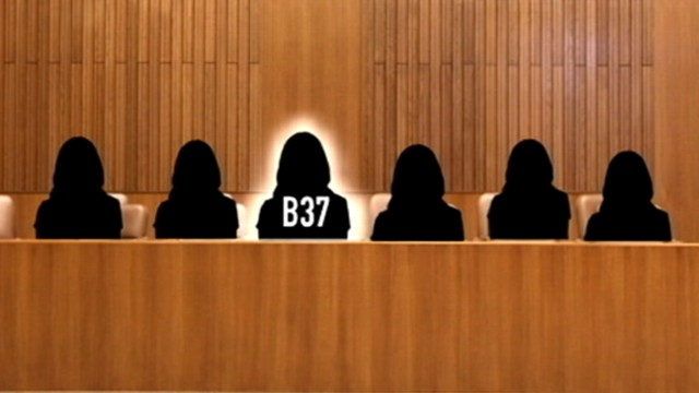 VIDEO: An anonymous juror told Anderson Cooper the six women thought for hours about their verdict.