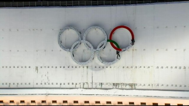 VIDEO: Countdown to Sochi Olympics