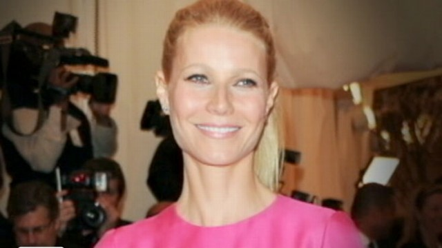 Video: Paltrow Says Hot, Crowded Met Ball Sucked