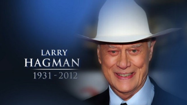 Larry Hagman Dead Dallas Star Passes Away At Age 81