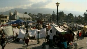 VIDEO: Haitians Wait Desperately for Relief That Hasnt Come