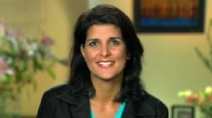 VIDEO: Nikki Haley