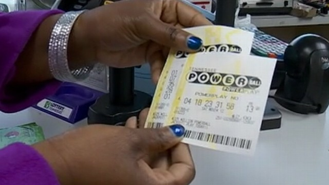 VIDEO: The lottery jackpot has hit a new record and will continue to grow before numbers are drawn.
