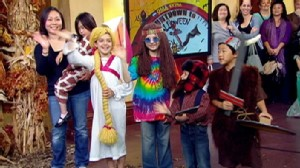 VIDEO: Easy, affordable ways to create childrens costumes.