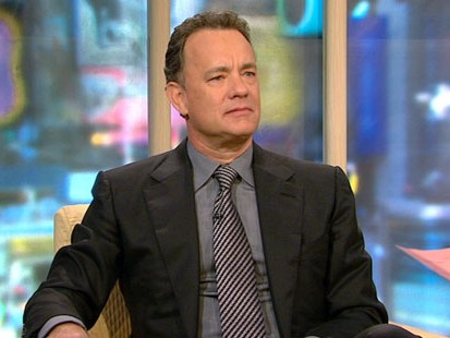 "VIDEO: Tom Hanks discusses his latest film, ""Angels and Demons."""