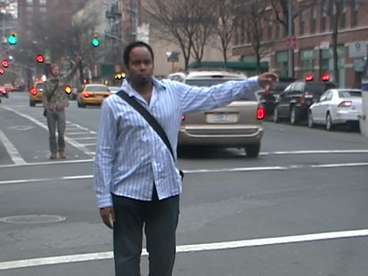 VIDEO: According to a poll 75 percent of blacks have experienced discrimination.