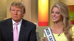 Donald Trump Lets Miss California Keep Crown