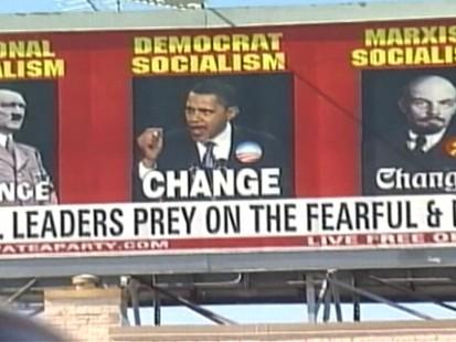 VIDEO: Tea Party Under Fire