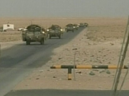 VIDEO: Remaining 50,000 noncombat troops to support Iraqi forces.